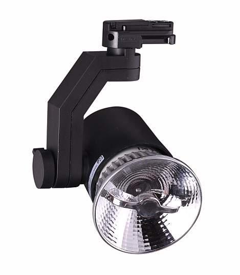 LED轨道灯导轨射灯PAR30 服装专卖店照明灯具