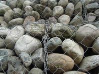 石笼网 格宾网 六角网 铅丝笼 机编网 拧花网 抛石网 河道用网