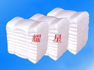 陶瓷纤维折叠块含锆折叠块标准型高铝型折叠块