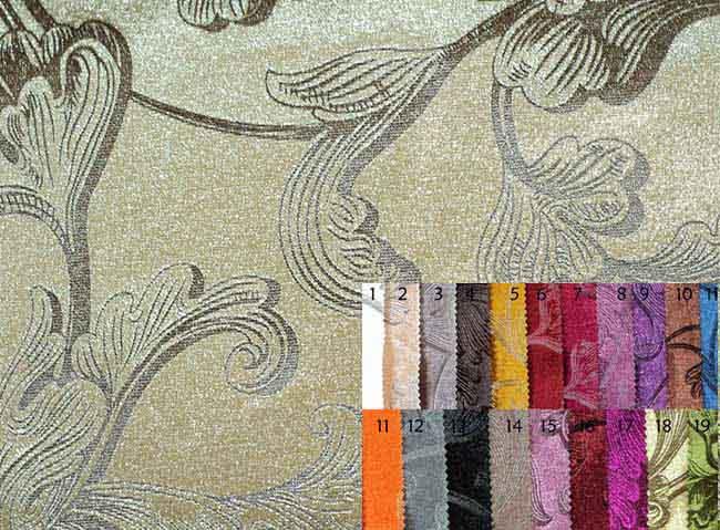 印花装饰布