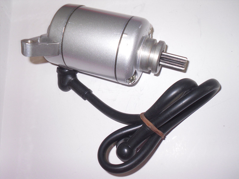 摩托车启动电机CBF150