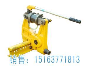 YGI-500液压钢轨挤孔机