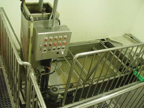 上海厨房油水分离器HS