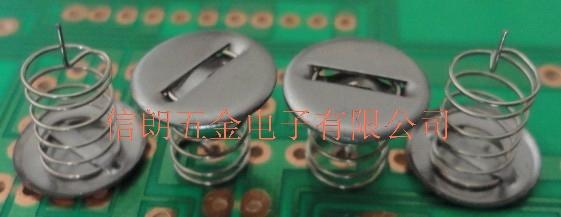 即热式电热水器触摸弹簧按键弹簧