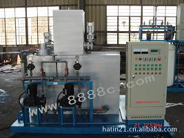 污水处理自动控制装置 工业废水PH控制装置 含油废水处理成套装置