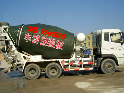 现货供应混凝土罐车保温套