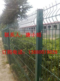 护栏、护栏网-供应框架护栏网隔离网铁路护拦网栅栏网