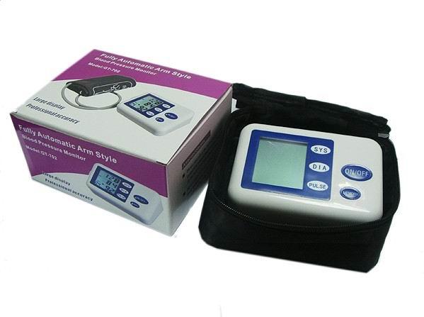 电子臂式血压计