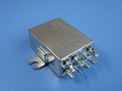 JQX-117M型小型强功率密封直流电磁继电器(7227)