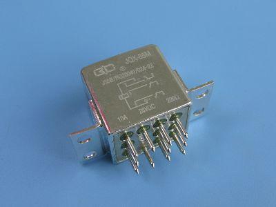 JQX-85M型小型强功率密封直流电磁继电器(7208)