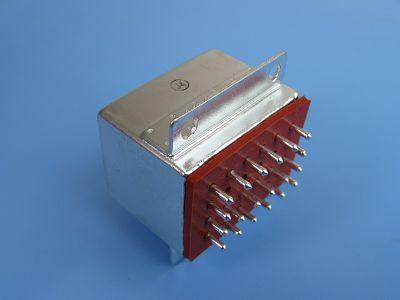 JQX-127M型小型强功率密封直流电磁继电器(7225)