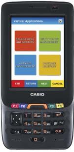 卡西欧IT-800采集终端 卡西欧PDA程序开发