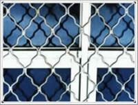 美格网 防盗网 防盗窗 铝镁合金美格网 阳台防护网 窗户用网