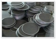 不锈钢过滤网  不锈钢圆片