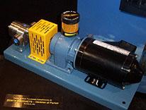 聚氨脂计量泵|无脉冲计量泵|MDI计量泵|高精度齿轮计量泵