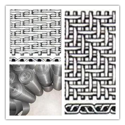 天瑞不锈钢席型网,不锈钢平织密纹网,不锈钢过滤网