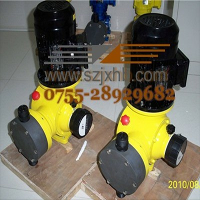帕斯菲达计量泵 普罗名特计量泵 阿尔道斯计量泵