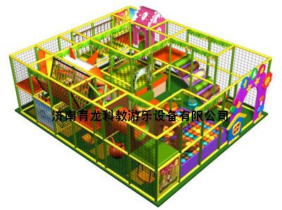 山东淘气堡儿童乐园亲子乐园加盟