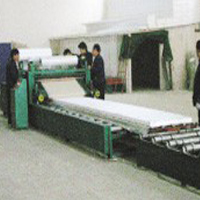 无机玻璃钢保温板生产设备