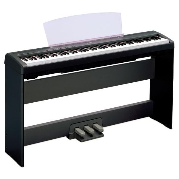 yamaha电钢琴(p-85)一插上电开关就一直闪还有咯噔咯噔的声音,键盘也图片
