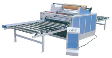 上海出售贴面线生产设备供应容安木皮贴面设备 贴皮生产线