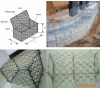 石笼网 高尔凡石笼网箱 锌铝合金石笼网 绿格石笼网 镀锌石笼网