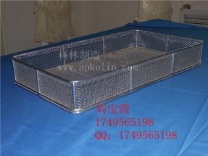 厂价批发不锈钢网筐网篮 金属网筐网篮 医疗器械网筐网篮