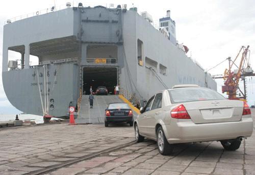 散杂货船:龙口---达喀尔