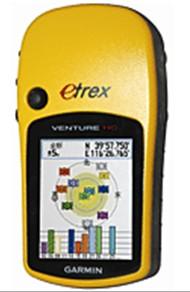 佳明彩屏奇遇VentureHC手持GPS经纬度定位仪南京GPS价