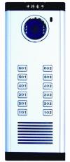 四线制楼宇可视对讲系统
