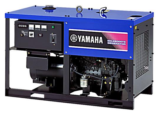 雅马哈发电机组发动机配件