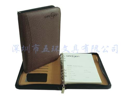 拉链笔记本,计算器笔记本,定做活页笔记本工厂
