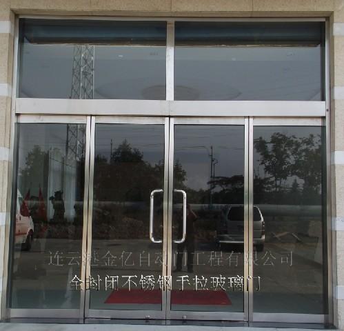 连云港高级玻璃门/肯德基门/麦当劳门/德克士门/kfc门/连锁店门