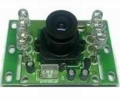 正腾原装1/4OV5116黑白380线CMOS验钞机摄像模组