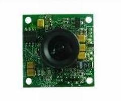 正腾原装1/3LG黑白420线CCD验钞机摄像模组