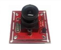 正腾原装1/4PC1030 420线彩色CMOS验钞机摄像模组