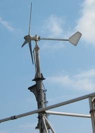 供应600w家用渔船用水平轴风力发电机