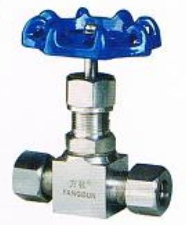 丝扣针型阀|对焊式针型阀J61W/H|卡套式针型阀J91W/H