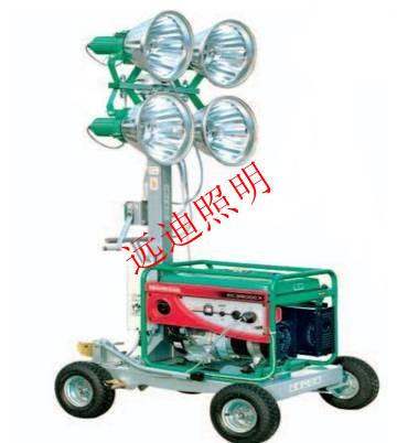 2012武汉远迪给力新品多功能投射照明车(D-SFW6150C)