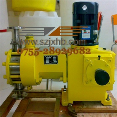 米顿罗精密计量泵P066-398TI