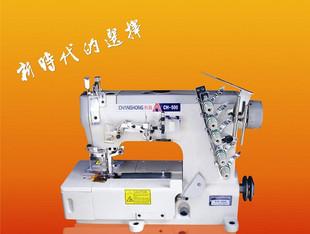 长弘绷缝机 三针五线绷缝机