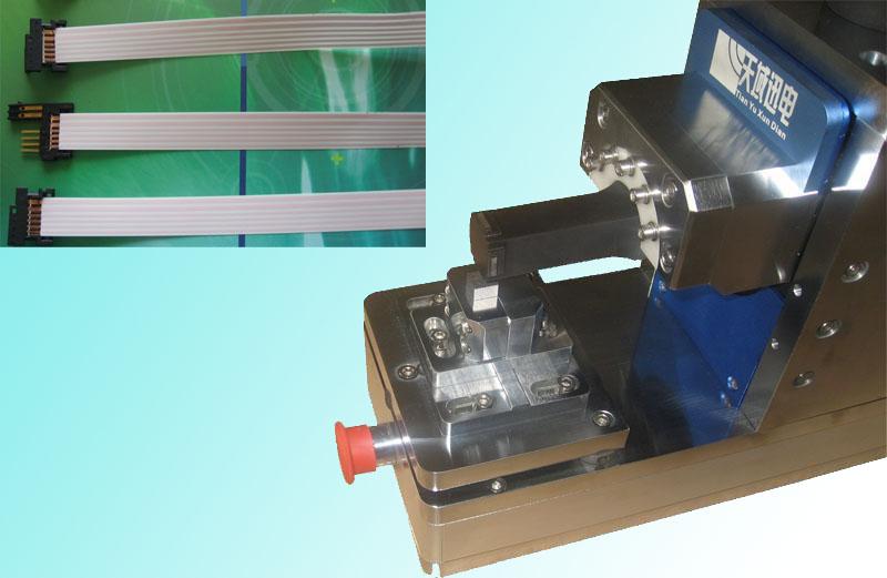 广州汽车安全气囊线束焊接机