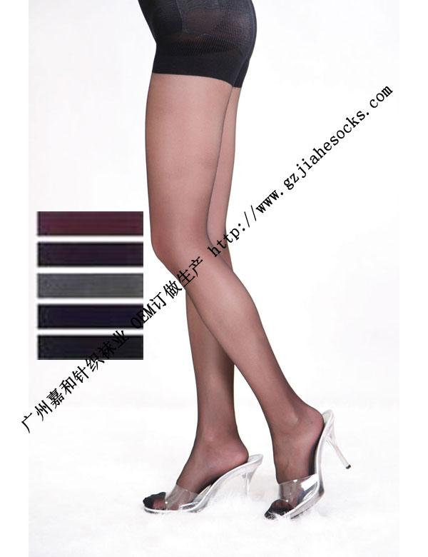 连身丝袜 开裆连体袜提花丝袜 弹力超薄型柔软