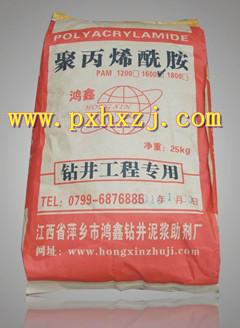 泥浆材料钻井液鸿鑫聚丙烯酰胺APAM