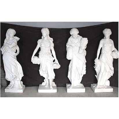西方人物石雕欧式人物女神,小天使雕塑