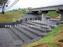 供应普通热镀锌石笼网,高锌格宾网,铅丝笼生产