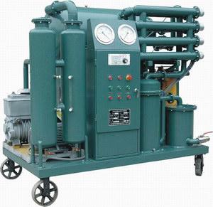 绝缘油.真空.变压器油滤油机.小型新型滤油机