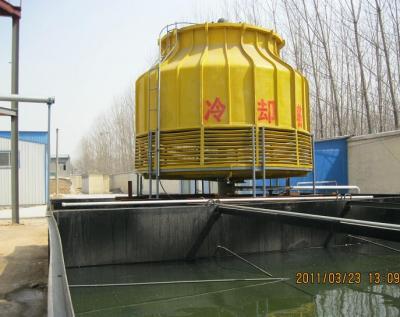 产品说明:济南润丰环保供应大型冷却塔设备济南水
