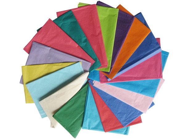 14g17g彩色包装纸   适用于包装衣服鞋帽等
