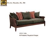 新古典沙发、中式新古典沙发、古典沙发工厂、中山奥兰顿家具公司